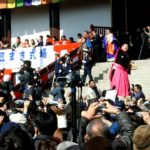 成田山節分会2017の芸能人!豆まきは何時から場所取り?コツは?