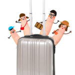 家族旅行だからみんなで一緒に座りたい!飛行機の座席のとり方とおすすめの座席